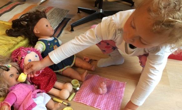 paola bambole